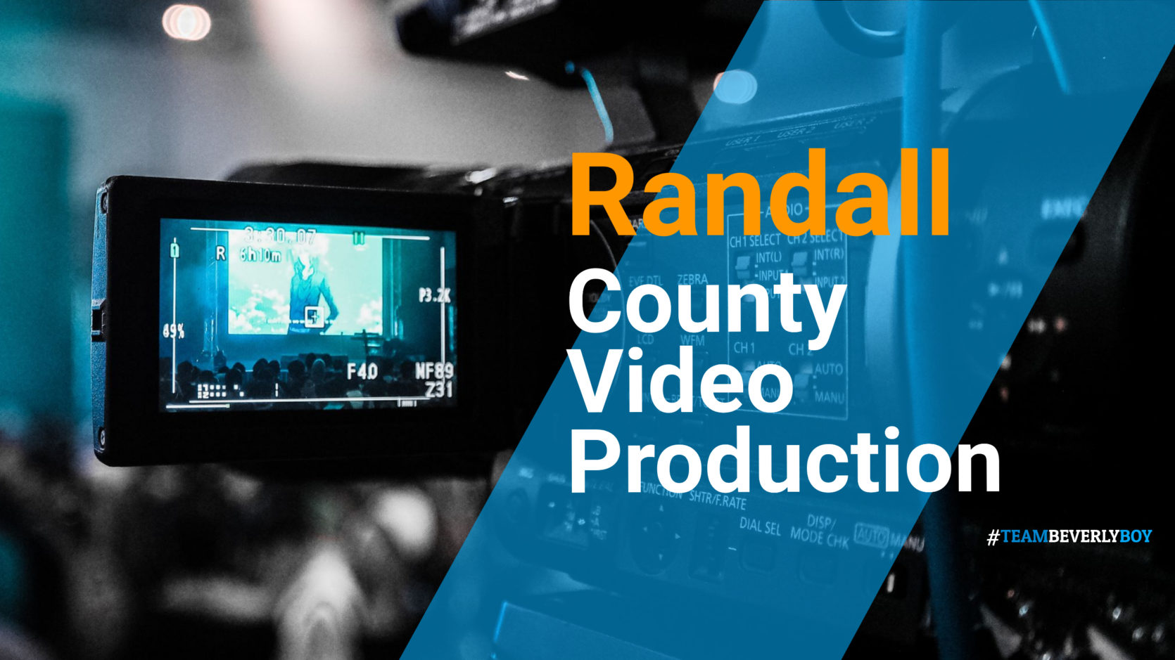 Randall county Video Production