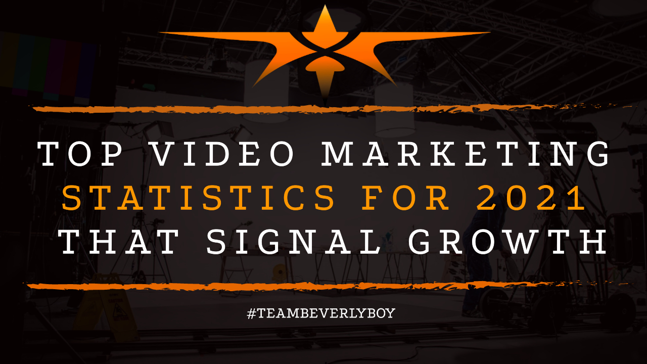Top Video Marketing Statistics for 2021 that Signal Growth