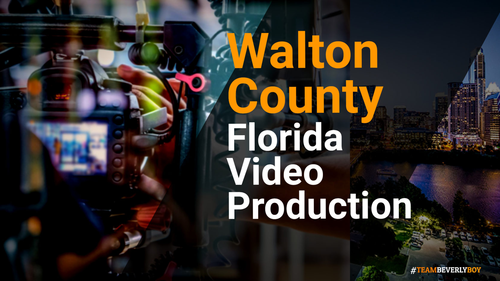 Walton County FL Video Production