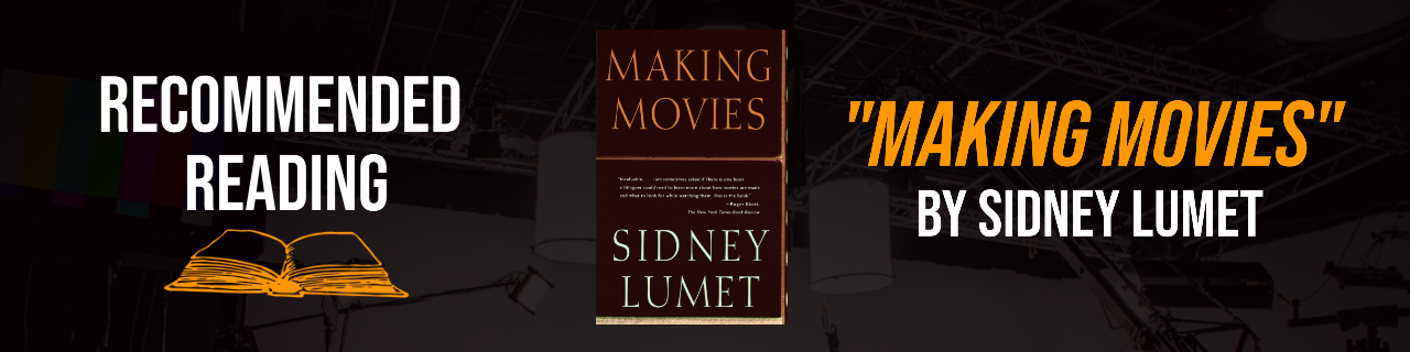 BBP Recommended Reading - Making Movies