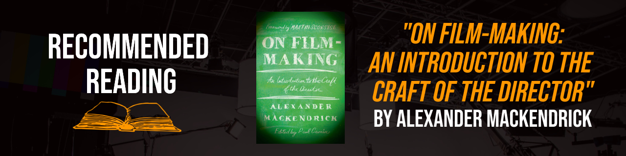 BBP Recommended Reading - On Film-Making