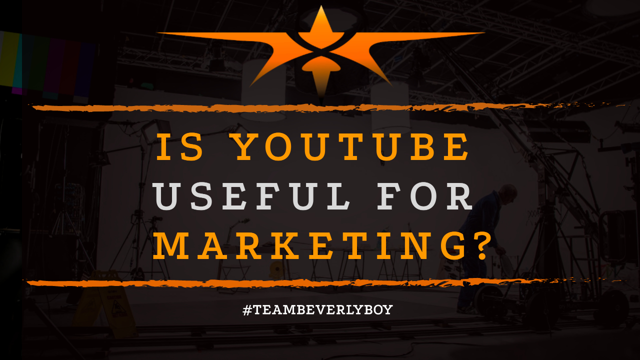 Is YouTube Useful for Marketing-