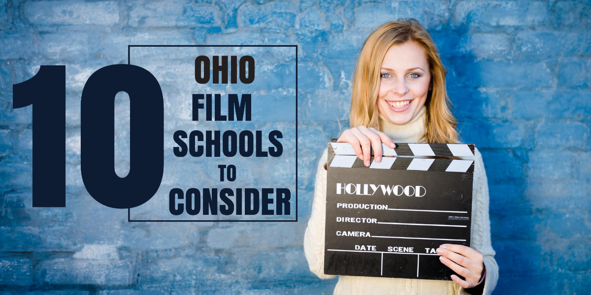 Top 10 Ohio film schools for filmmakers to consider