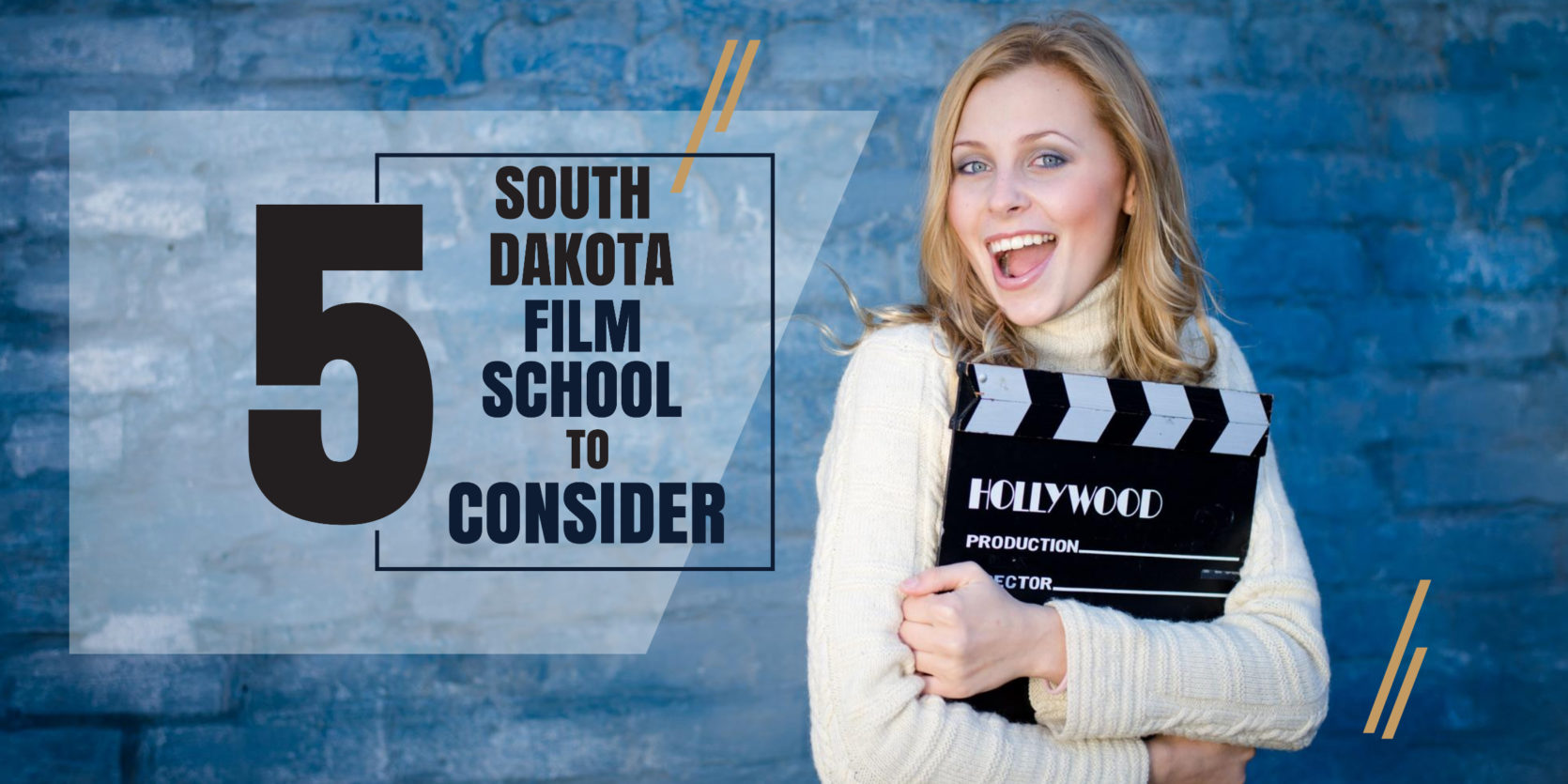 Top 5 South Dakota film schools