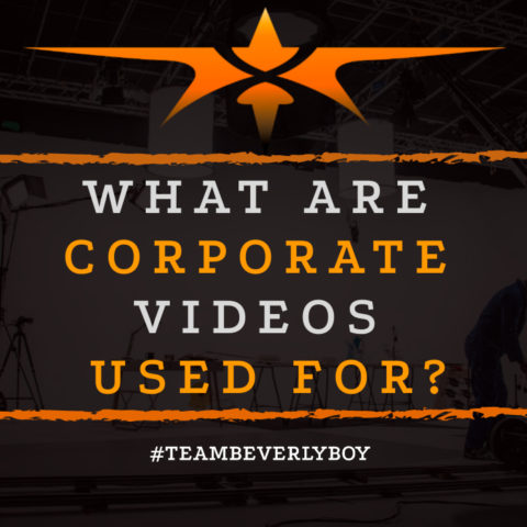 What are Corporate Videos Used For-