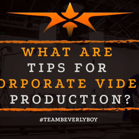 What are Tips for Corporate Video Production-