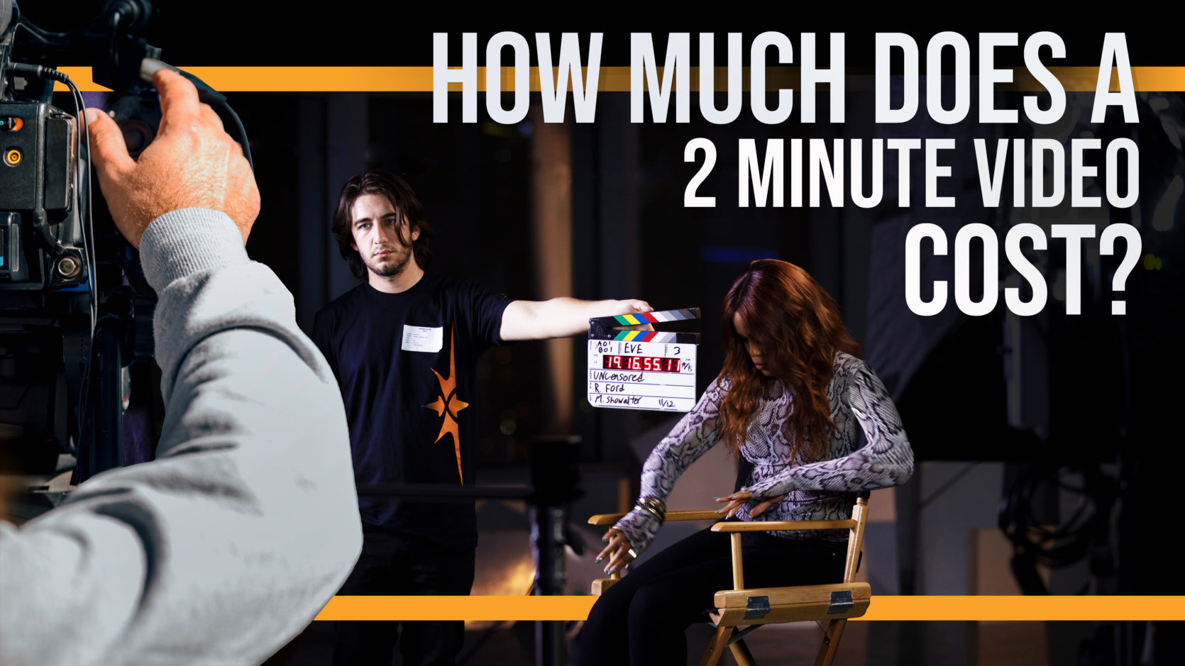 How Much Does a 2 Minute Video Cost?