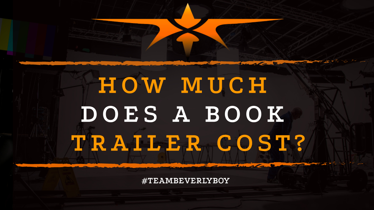 How Much Does a Book Trailer Cost-