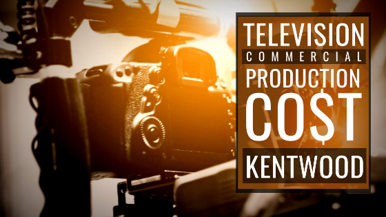 How much does it cost to produce a commercial in Kentwood
