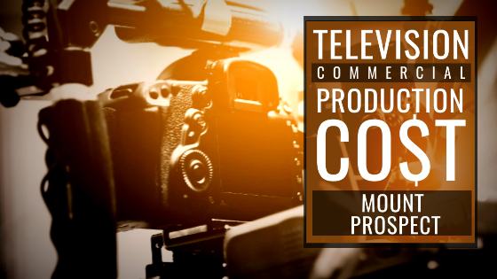 How much does it cost to produce a commercial in Mount Prospect