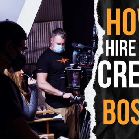 How to Hire a Video Crew in Boston