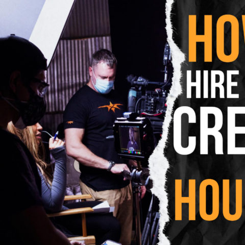 How to Hire a Video Crew in Houston