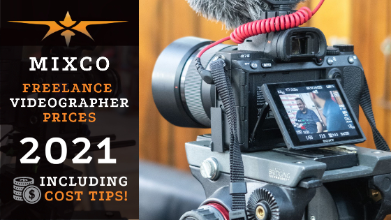 Mixco Freelance Videographer Prices in 2021