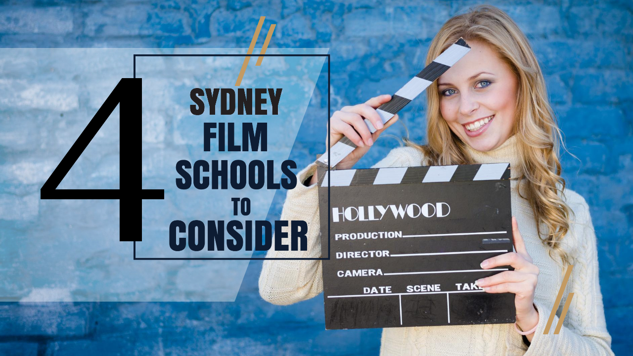 Top 4 Sydney Film Schools