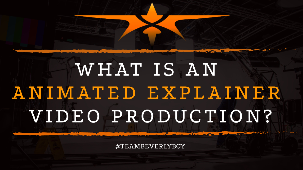 What is Animated Explainer Video Production