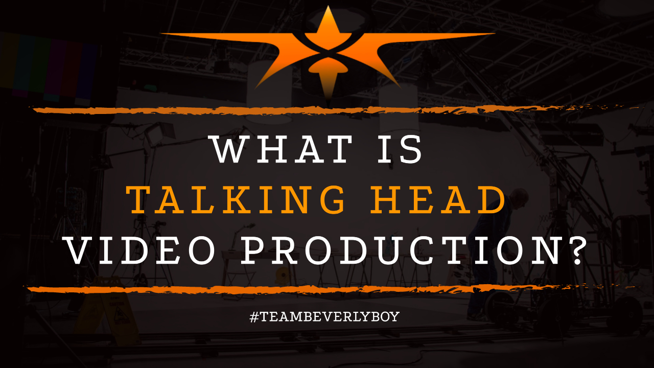 What is Talking Head Video Production