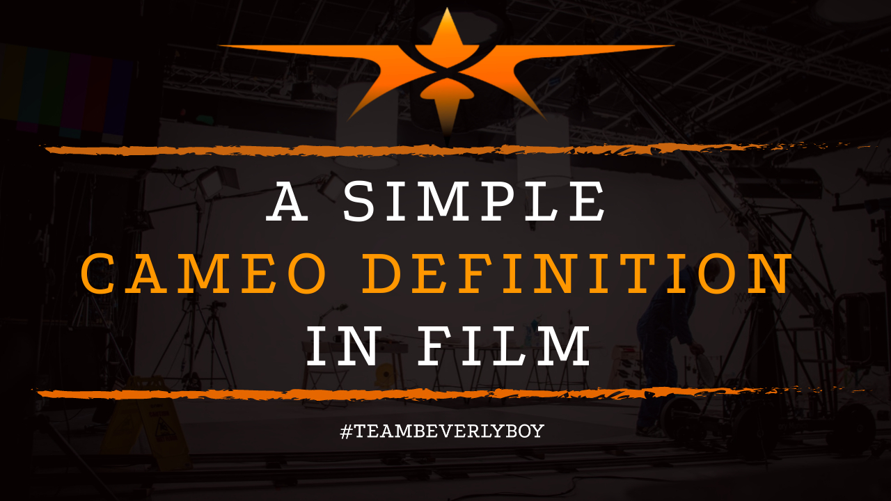 A Simple Cameo Definition in Film