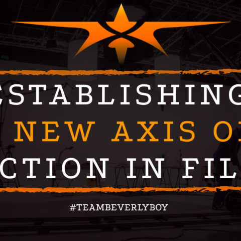 Establishing a New Axis of Action in Film