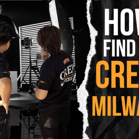 How to Hire a Film Crew in Milwaukee