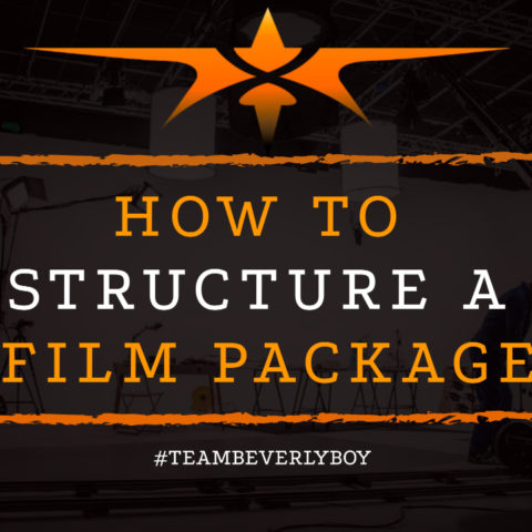How to Structure a Film Package
