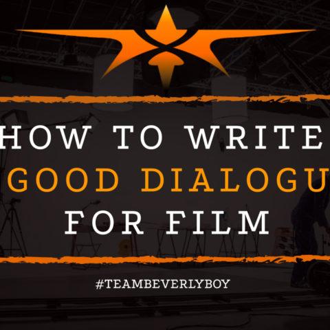 How to Write a Good Dialogue for Film
