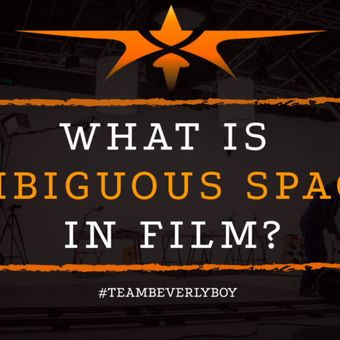 What is Ambiguous Space in Film