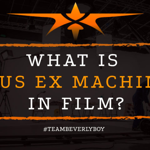 What is Deus ex Machina in Film