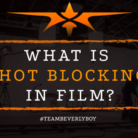 What is Shot Blocking in Film