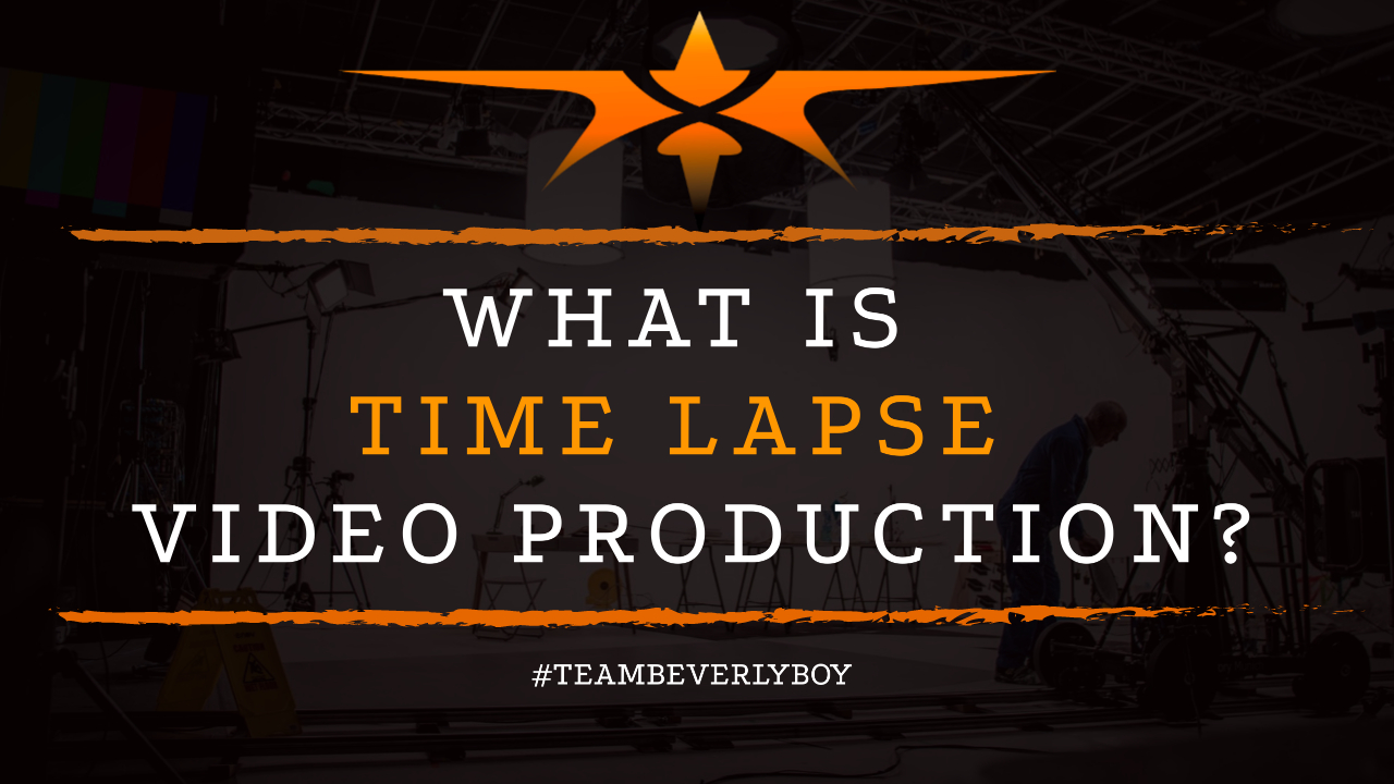 What is Time Lapse Video Production