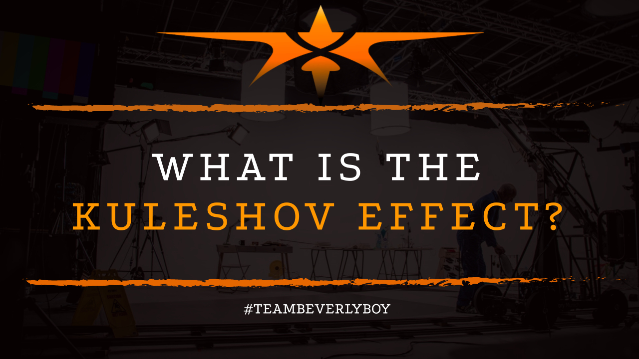 What is the Kuleshov Effect