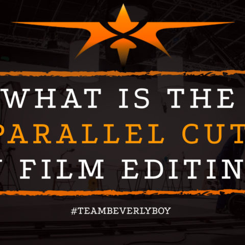 What is the Parallel Cut in Film Editing