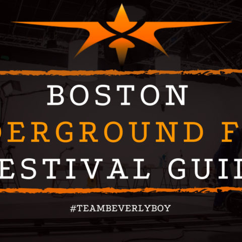 Boston Underground Film Festival Guide