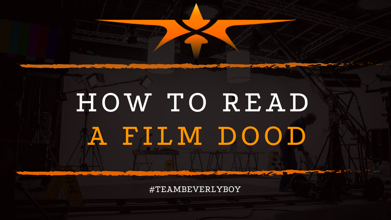 How to Read a Film DOOD
