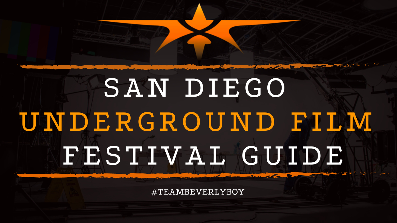 San Diego Underground Film Festival Guide