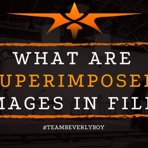 What are Superimposed Images in Film