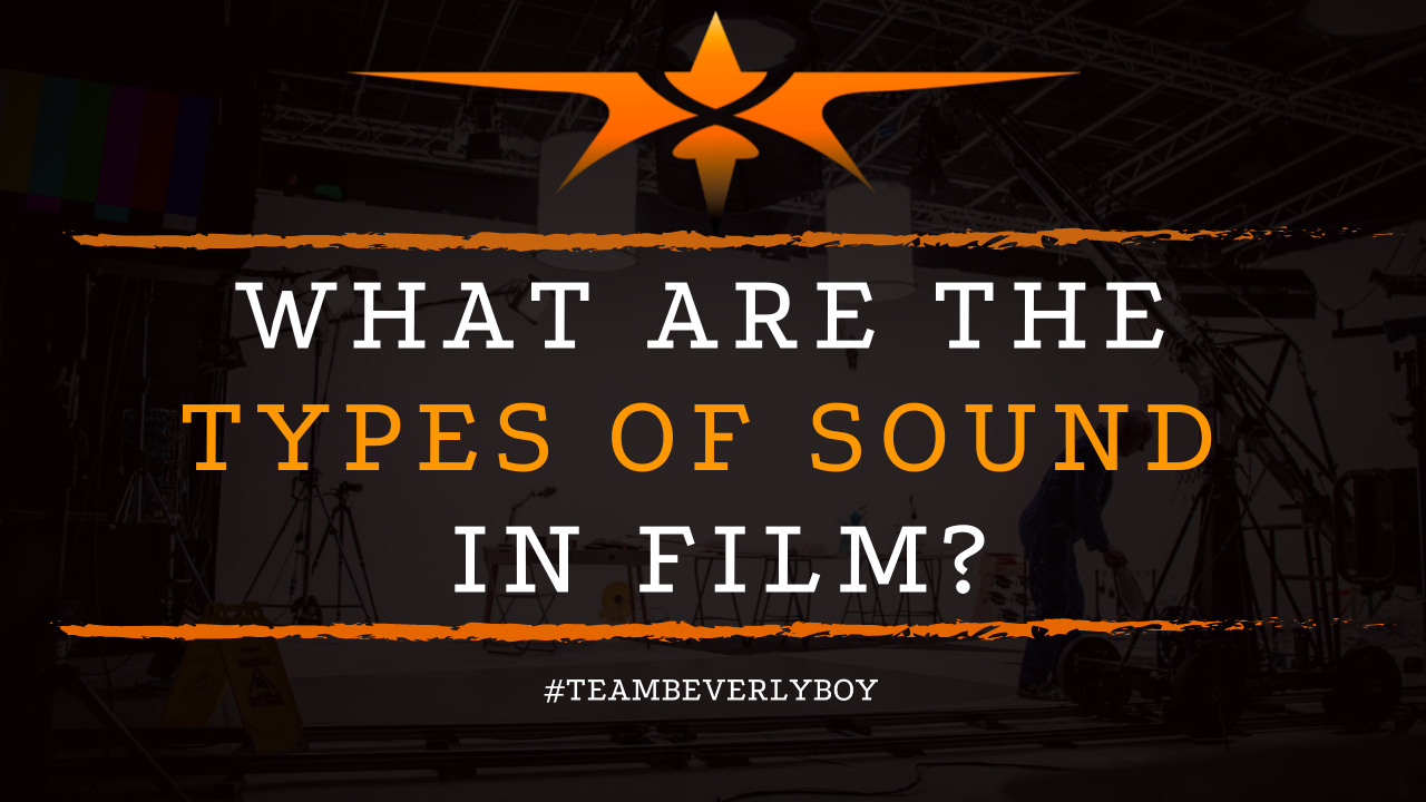 What are the Types of Sound in Film