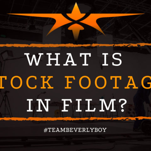 What is Stock Footage in Film