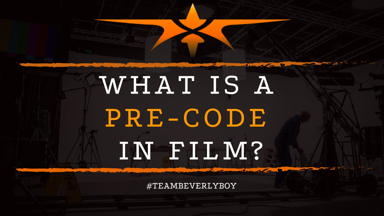 What is a Pre-Code Film