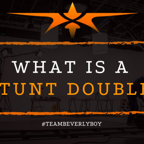 What is a Stunt Double