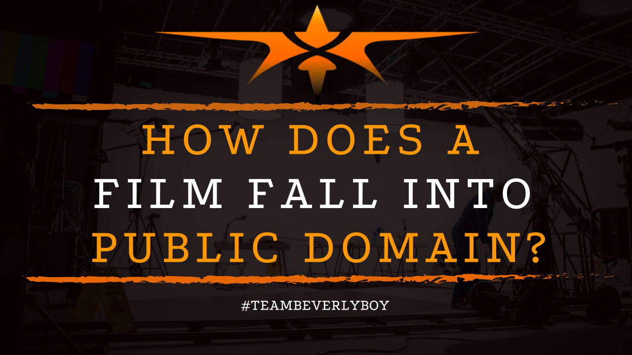 How Does a Film Fall Into Public Domain