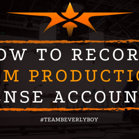 How to Record Film Production Expense Accounting