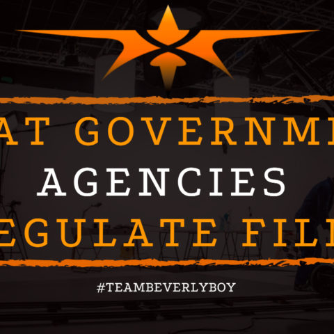 What Government Agencies Regulate Film