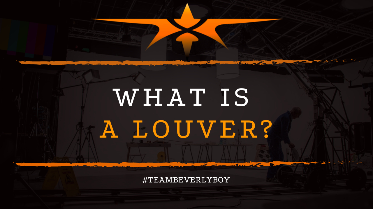 What is a Louver
