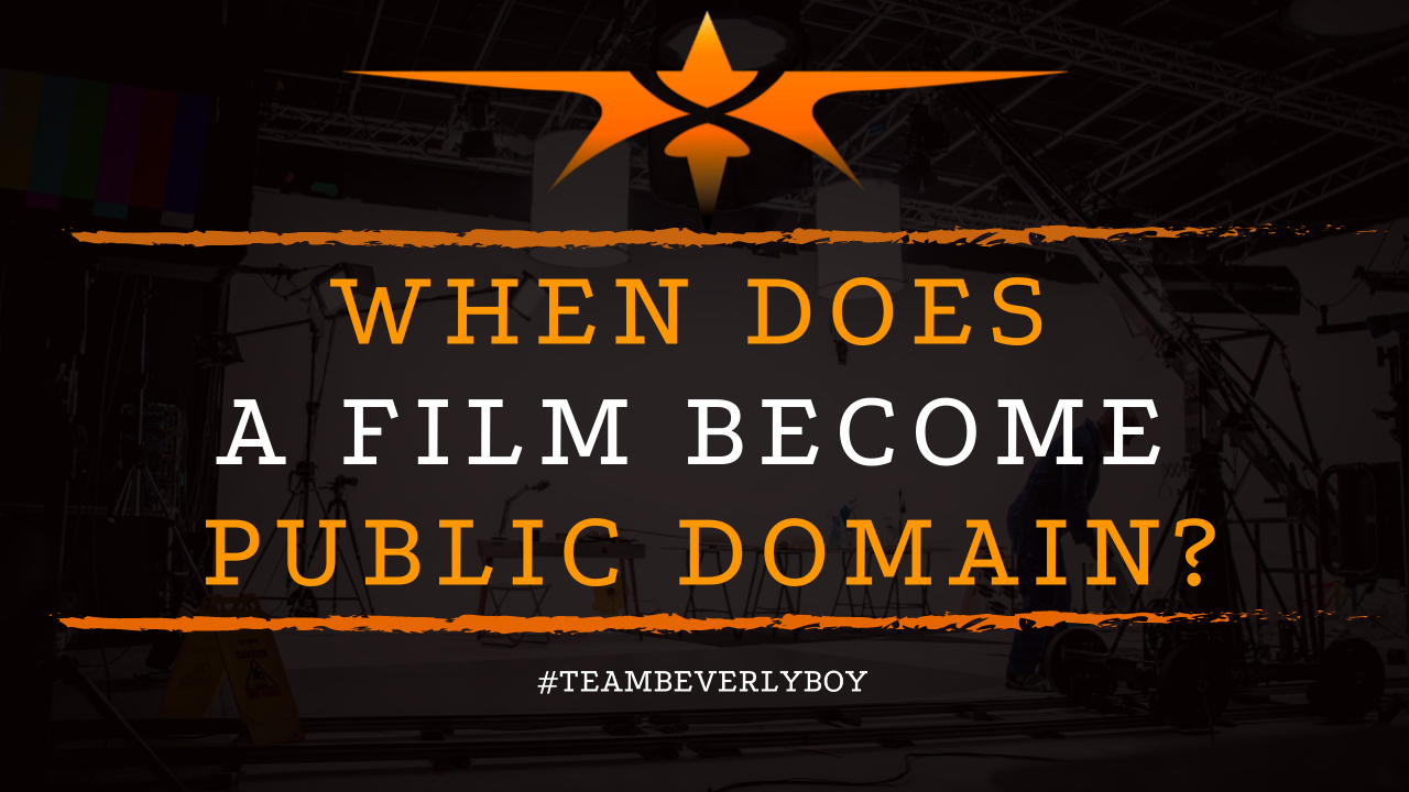 When Does a Film Become Public Domain