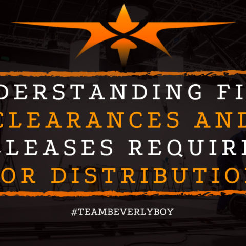 Understanding Film Clearances and Releases Required for Distribution