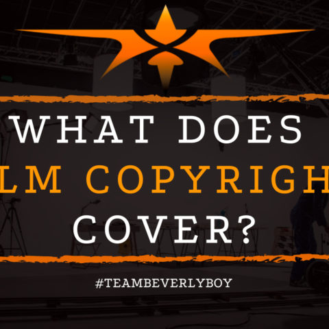 What Does Film Copyright Cover