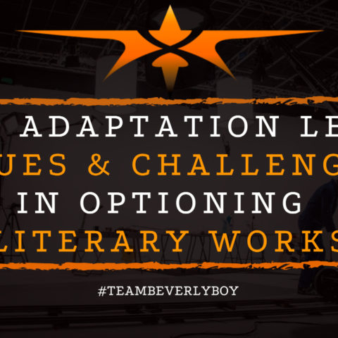 Film Adaptation Legal Issues & Challenges in Optioning Literary Works