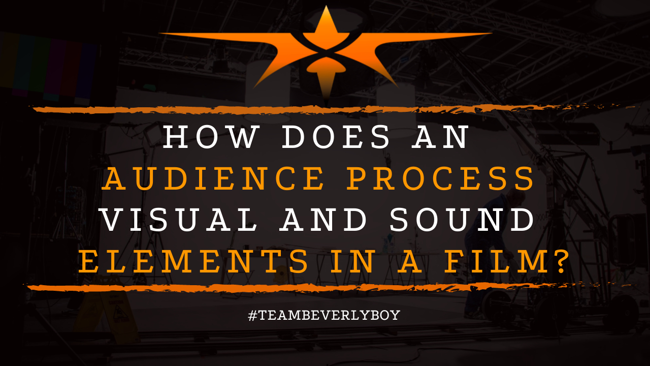 How Does an Audience Process Visual and Sound Elements in a Film