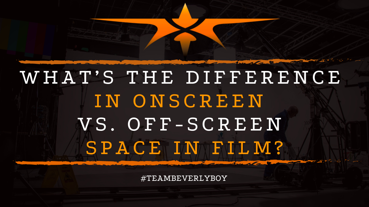What's the Difference in Onscreen vs. Off-screen Space in Film