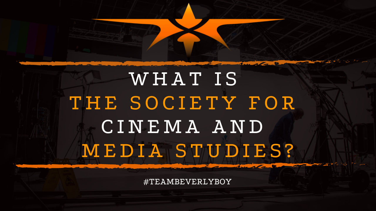 What is The Society for Cinema and Media Studies